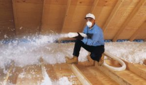 attic insulation missoula